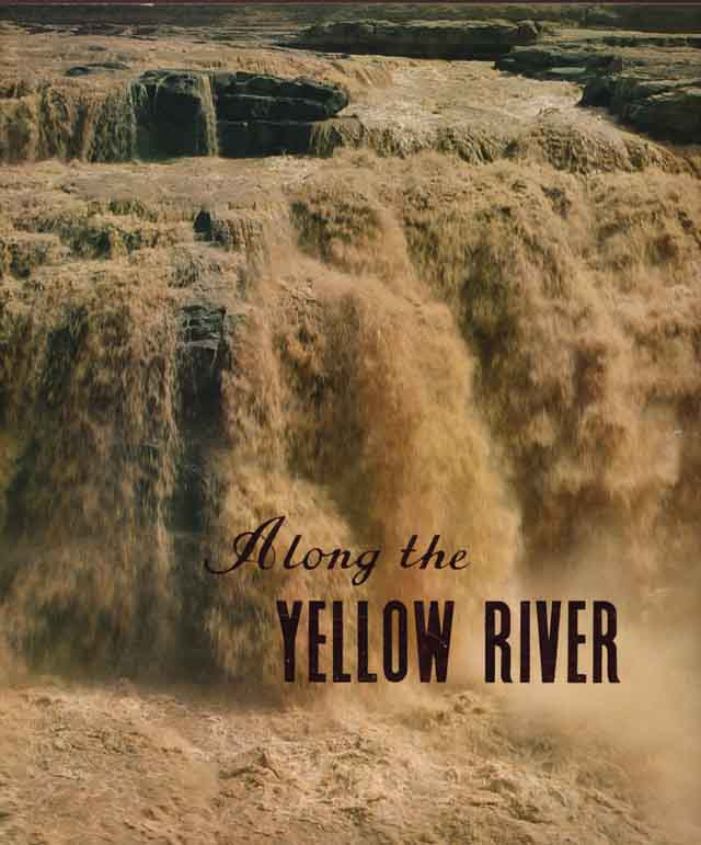 Copertina di ALONG THE YELLOW RIVER