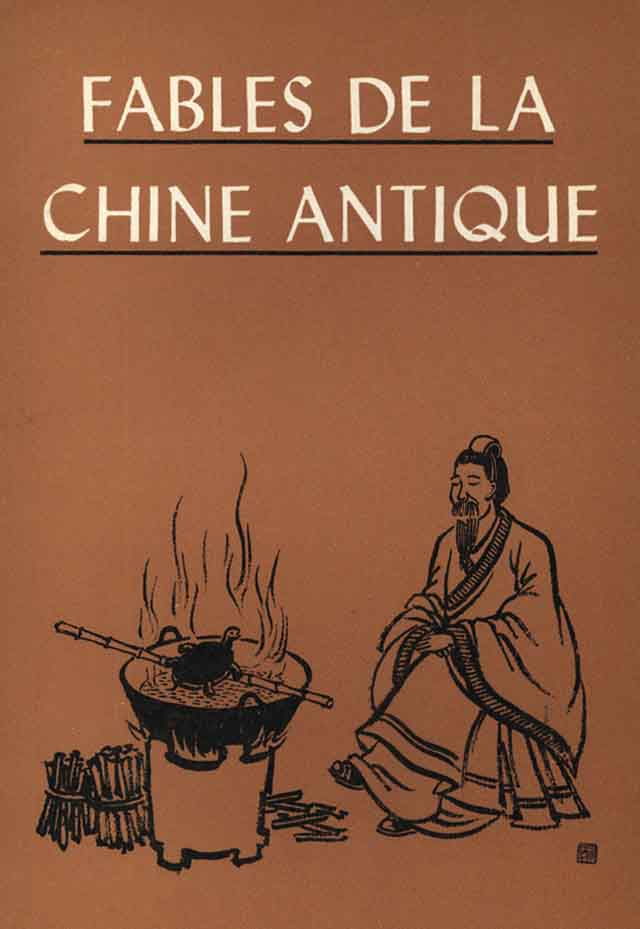 Copertina di FABLES DE LA CHINE ANTIQUE